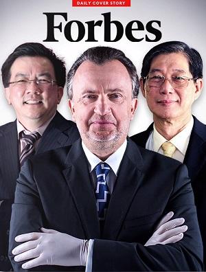 Amerykański Forbes o polskim Mercatorze