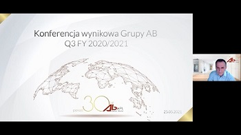 Grupa AB rośnie szybciej dzięki przewagom konkurencyjnym, w tym technologicznym